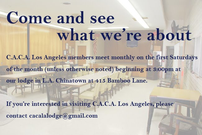 Come and See What C.A.C.A. is About